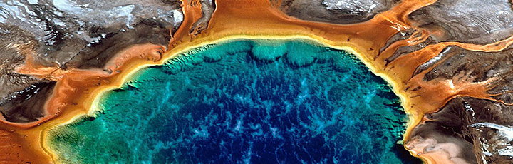 Grand Prismatic -Yellowstone National Park